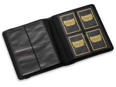 Dragon Shield: Card Codex 180 Portfolio - Black