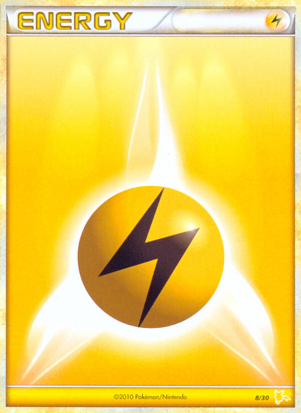 Lightning Energy - 8/30 - XY Trainer Kit (Raichu)