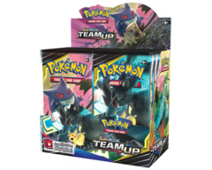 Pokemon Sun & Moon: Team Up Booster Box