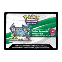 XY Fates Collide Unused Booster Pack Code