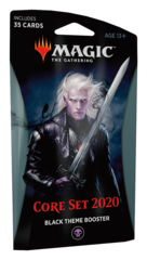 Core Set 2020 Theme Booster - Black