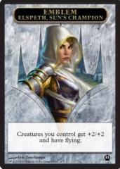 Emblem - Elspeth, Sun's Champion