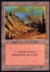 Mountain (version 3) [Orange Ground]