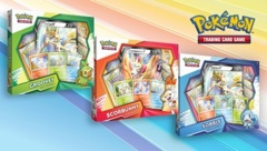 Pokemon Galar Collection - Grookey (Ships Nov 15)