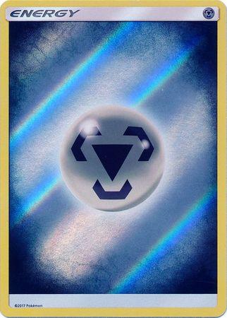 Metal Energy - 2017 - Reverse Holo