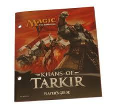 Khans of Tarkir - Player's Guide