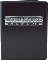 Ultra Pro 4-Pocket Collectors Card Album - Black