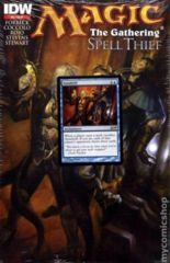 Magic: The Gathering Spell Thief #3 (Includes Standstill Promo)