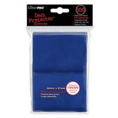 Ultra Pro 100ct Standard Deck Protectors - Blue