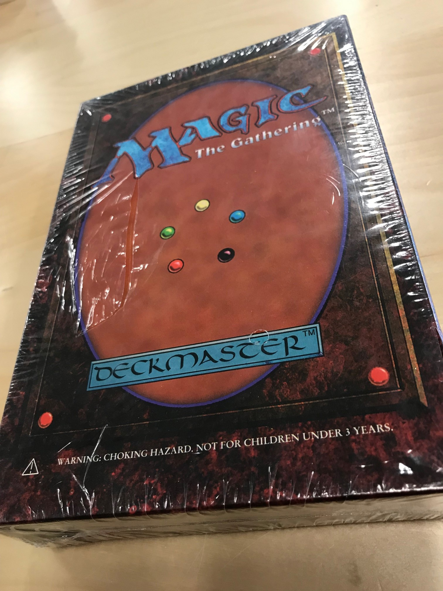 Revised Two-Player Starter Set Gift Box (Scan 2309)