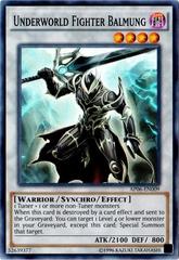 Underworld Fighter Balmung - AP06-EN009 - Super Rare - Unlimited Edition