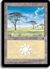 Plains (A) [Left Tree Entirely Within Frame]