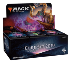 Core Set 2019 Booster Box