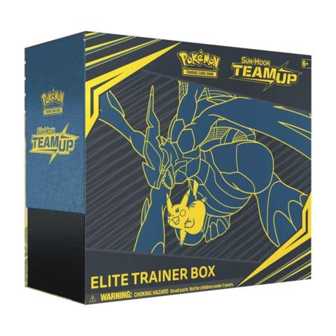 Pokemon Sun & Moon: Team Up Elite Trainer Box