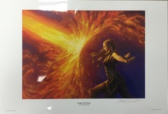 Force of Will Signed Giclee Print - by Matt Stewart - 13