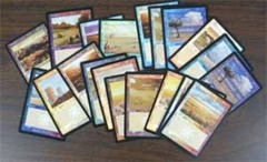 Random Foil Plains, Bundle of 10