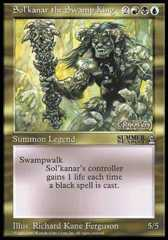 Sol'Kanar the Swamp King - Oversized Promo