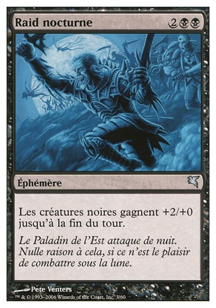 Raid nocturne (Nocturnal Raid)