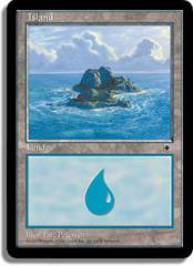 Island (C) [Double Peak]