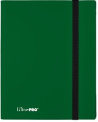 Ultra Pro 9-Pocket Eclipse Pro-Binder - Forest Green