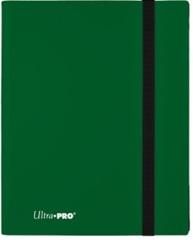 Ultra Pro 9-Pocket Eclipse Pro-Binder - Forest Green