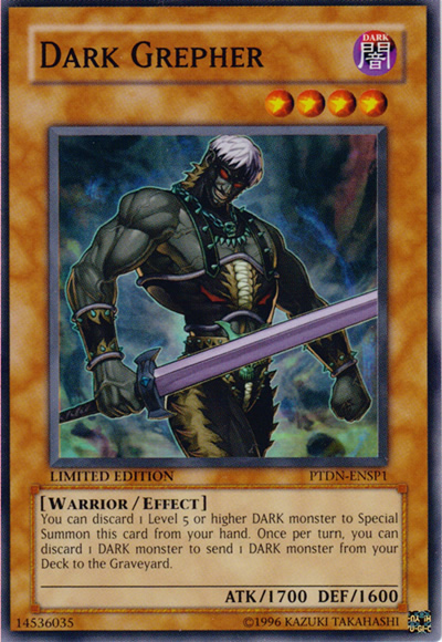 Rare PTDN-EN059 Unlimited Edition Near Mint YuGiOh Six Samurai United