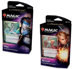 Throne of Eldraine Planeswalker Deck - Set of 2