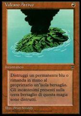 Active Volcano (Vulcano Attivo)