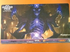 Grand Prix Indianapolis 2012 Ltd. Ed. Playmat (Havengul Lich)