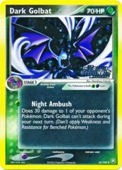 Dark Golbat - 34/109 - Uncommon - Reverse Holo