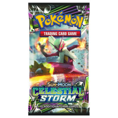 Pokemon Sun & Moon - Celestial Storm Booster Pack
