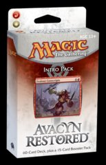 Avacyn Restored Intro Pack - Fiery Dawn