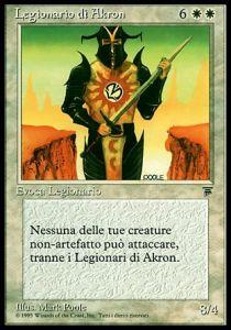 Akron Legionnaire (Legionario di Akron)