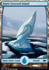 Snow-Covered Island Bundle - Modern Horizons - 25ct