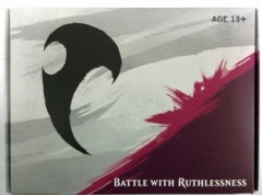 Dragons of Tarkir Prerelease Kit - Silumgar- Battle with Ruthlessness (Contains 5 Boosters, 1 Seeded Booster, 1 Dice)
