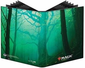 Ultra Pro 9-Pocket Unstable Lands Pro-Binder - Forest