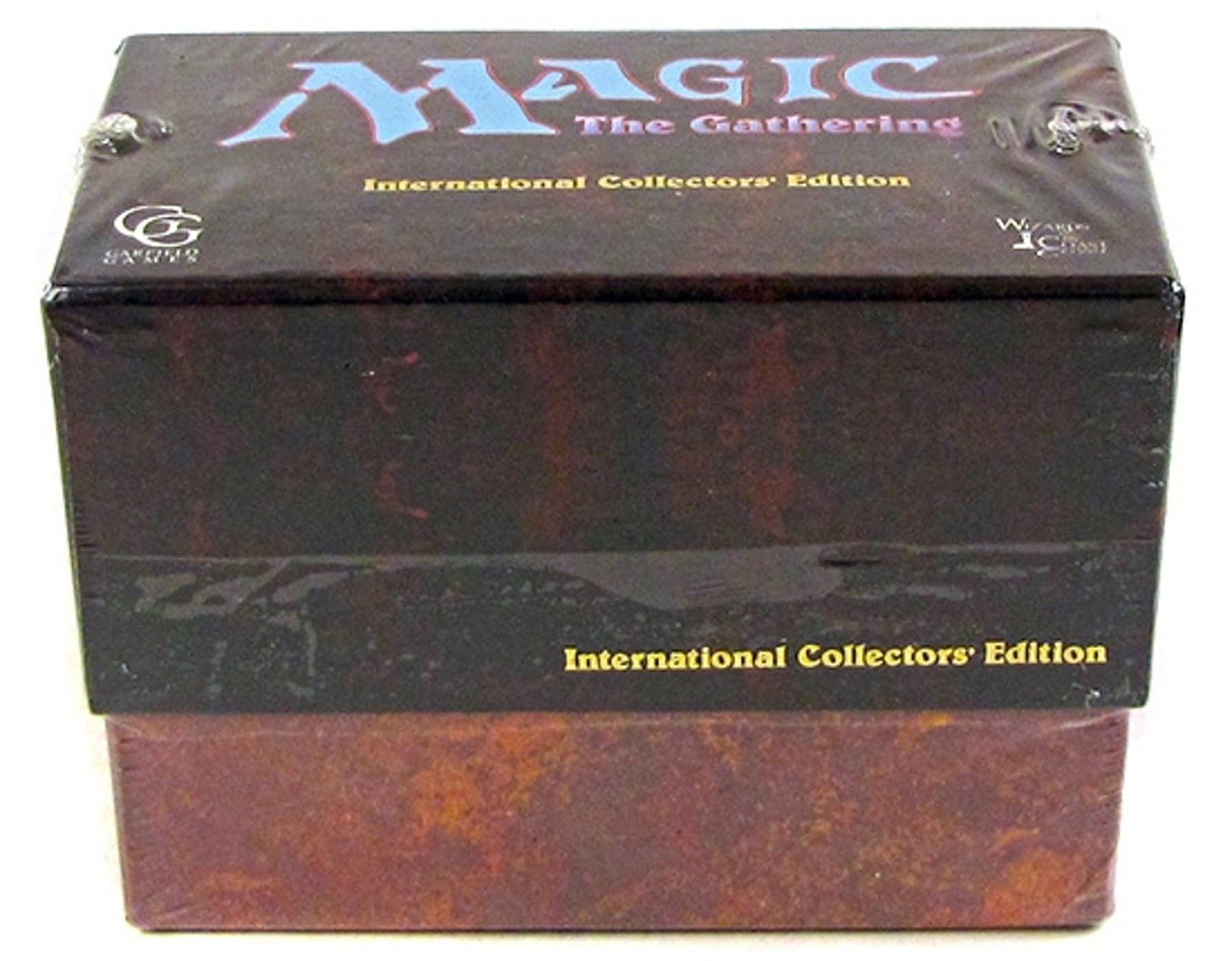 MTG Magic the Gather Collector/'s edition EMPTY box
