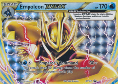 Empoleon BREAK - XY134 - Promotion