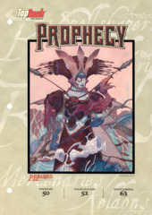 Prophecy - Player's Guide