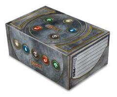 Ultra Pro 2-Slot Gaming Box: MTG Mana Symbol