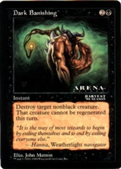 Dark Banishing - Oversized Promo