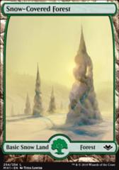 Snow-Covered Forest Bundle - Modern Horizons - 25ct