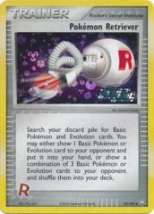 Pokemon Retriever - 84/109 - Uncommon - Reverse Holo