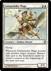 Galepowder Mage