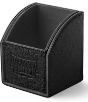 Dragon Shield Black/Black Nest 100+ Deck Box