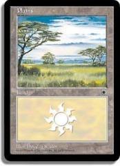 Plains (C) [Left Tree Cut by Frame]