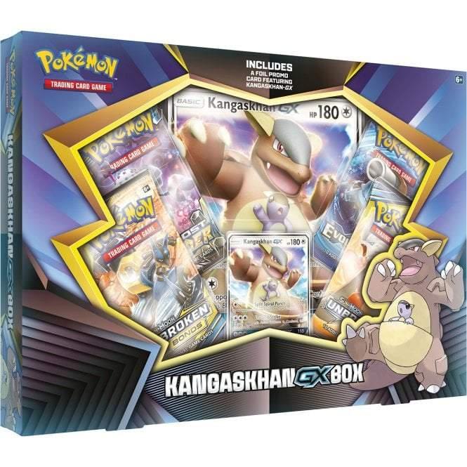 Kangaskhan-GX Box