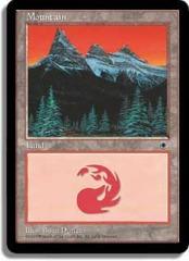Mountain (C) [Small Evergreens]