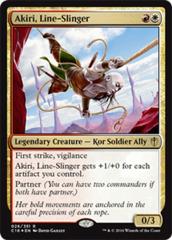 Akiri, Line-Slinger - Foil