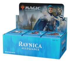 Ravnica Allegiance Booster Box (Does not include buy-a-box promo)